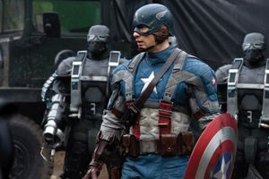 Captain America : First Avenger film complet