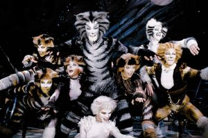 Cats film complet