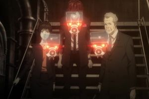 Psycho-Pass 3 : First Inspector film complet