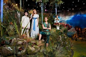 Peter Pan Live! film complet