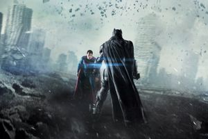 Batman v Superman : L'Aube de la justice film complet