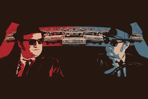 The Blues Brothers film complet