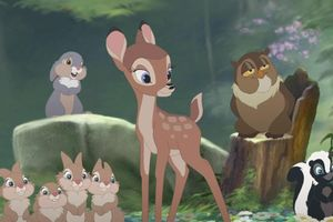 Bambi 2 film complet