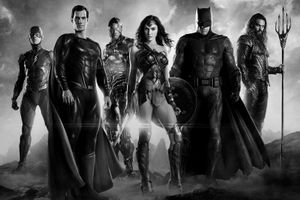 Zack Snyder's Justice League film complet