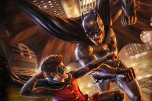 Batman vs. Robin film complet