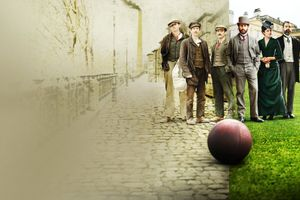 The English Game film complet