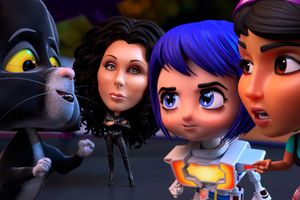 Bobbleheads: The Movie.