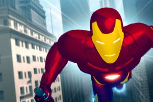 Iron Man - Armored Adventures film complet