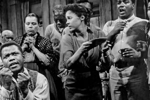 Porgy and Bess film complet