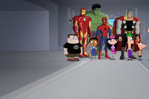 Phineas and Ferb: Mission Marvel.