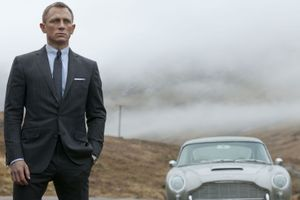 Skyfall film complet
