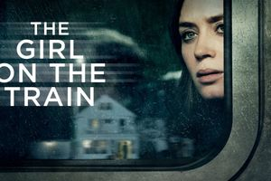 La Fille du train film complet