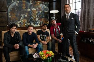 Entourage film complet