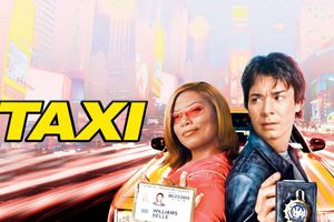 New York Taxi film complet
