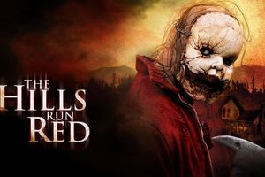 The Hills Run Red film complet