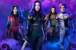 Descendants 3 film complet