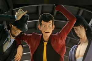 Lupin 3 : The First film complet