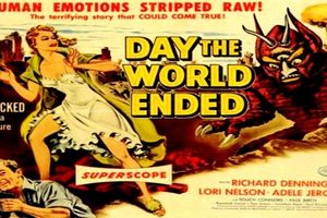Day the World Ended 1955