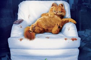 Garfield, le film film complet