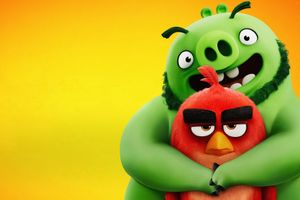 Angry Birds, Copains comme cochons film complet