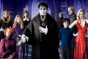 Dark Shadows film complet