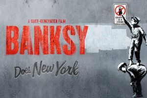 Banksy Does New York film complet