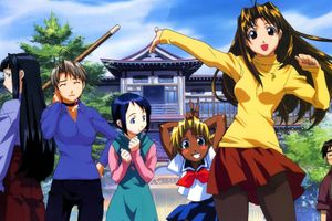 Love Hina film complet