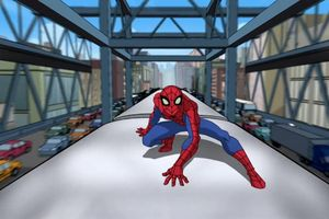 The Spectacular Spider-Man Attack of the Lizard 2008