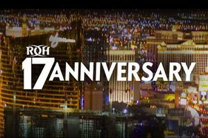 ROH 17th Anniversary Show film complet