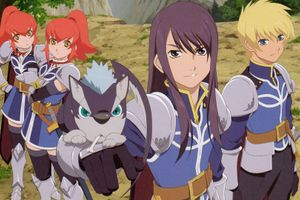 Tales of Vesperia: The First Strike film complet