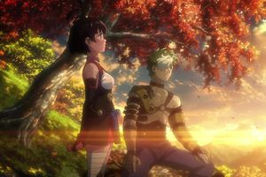 Kabaneri of the Iron Fortress: The Battle of Unato film complet