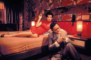 In the Mood for Love film complet
