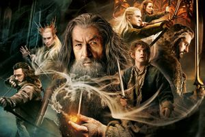 Le Hobbit : La Désolation de Smaug film complet