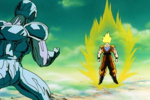 Dragon Ball Z - 100 000 Guerriers de métal film complet