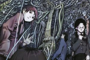 Serial Experiments Lain film complet