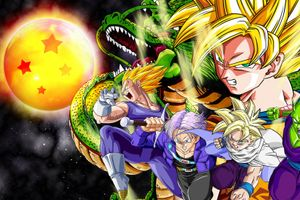The World of Dragon Ball Z film complet