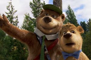 Yogi l'ours film complet