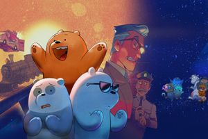 We Bare Bears: The Movie film complet