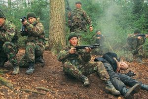 Dog Soldiers film complet