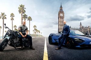 Fast & Furious : Hobbs & Shaw film complet