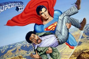 Superman III film complet