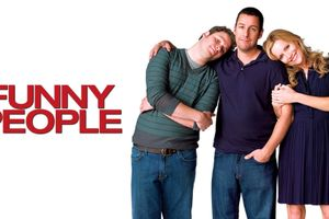 Funny People film complet