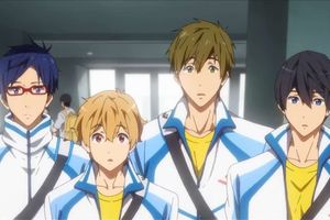 Free! film complet