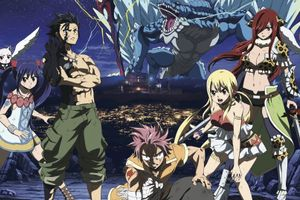 Fairy Tail: Dragon Cry film complet