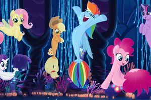 My Little Pony : Le Film film complet