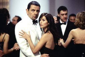 Johnny English film complet