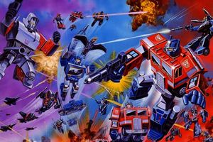 Transformers film complet