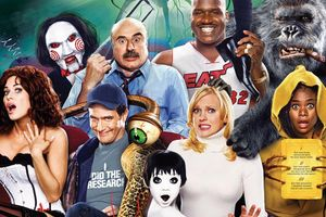 Scary Movie 4 film complet