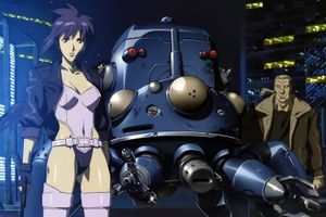 Ghost in the Shell : Stand Alone Complex film complet