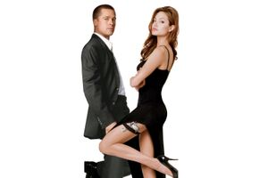 Mr. & Mrs. Smith film complet